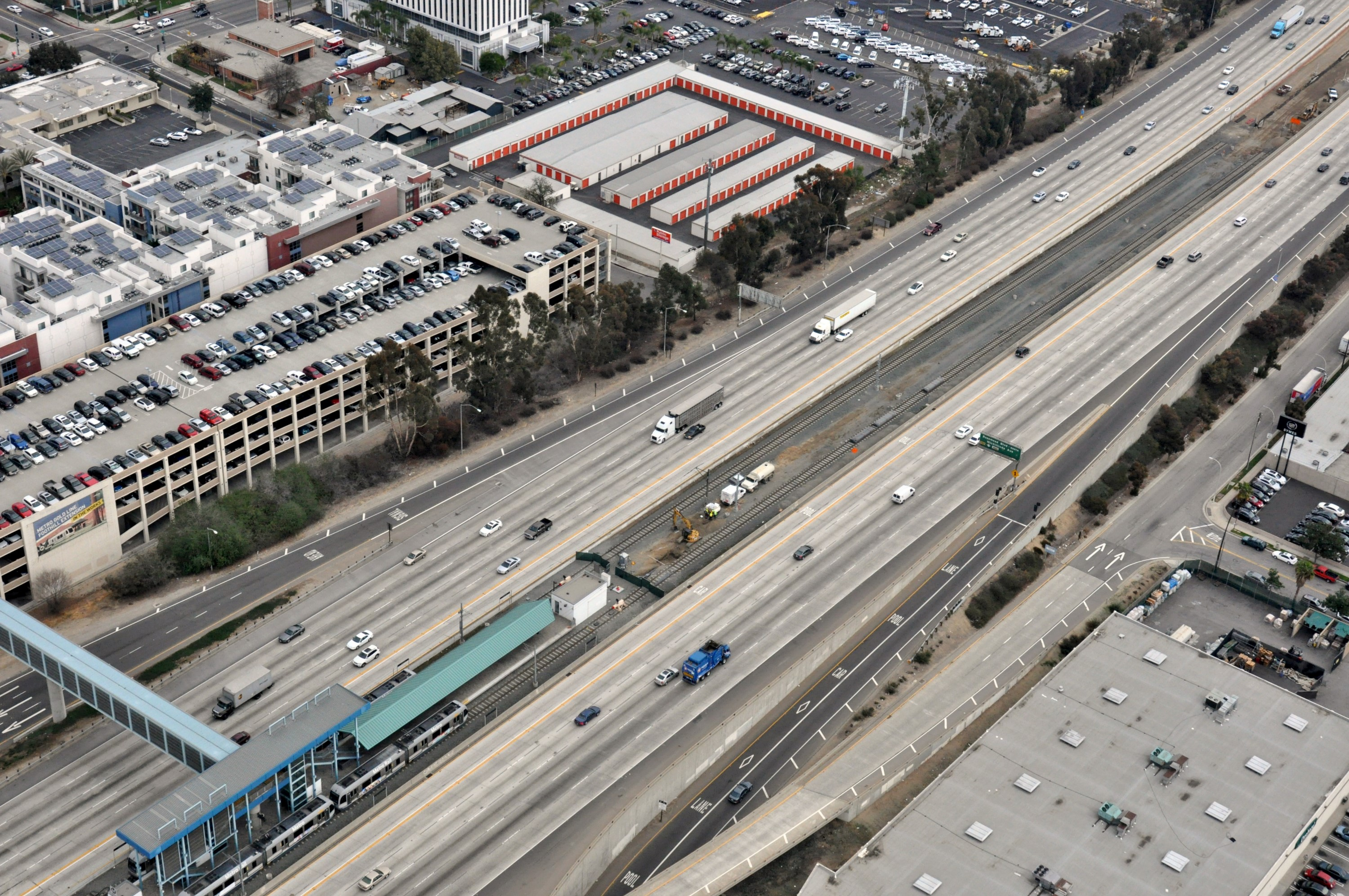 Pasadena to Azusa 50% Completion Photo Gallery | Foothill