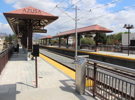 Azusa Downtown | Foothill Gold Line