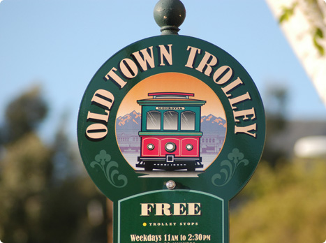 Monrovia-OldTownTrolley